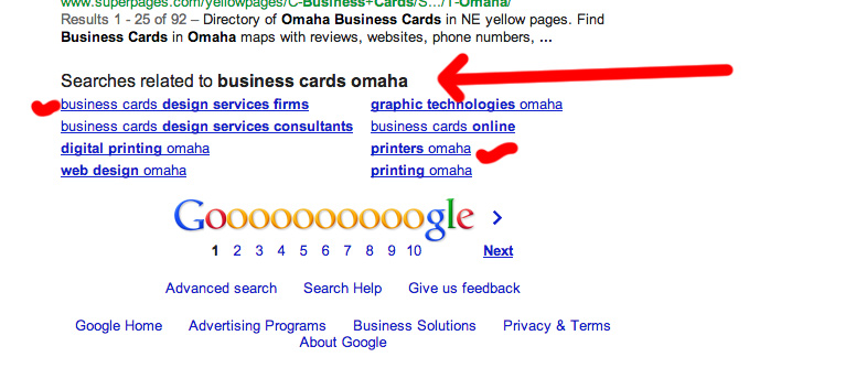 Local search engine marketing and business cards related searches to business cards omaha colourmoves