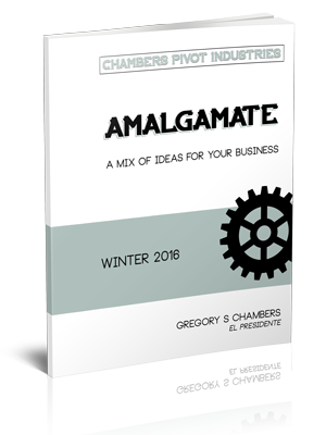 Amalgamate - Sales and Marketing Ideas for Small Business