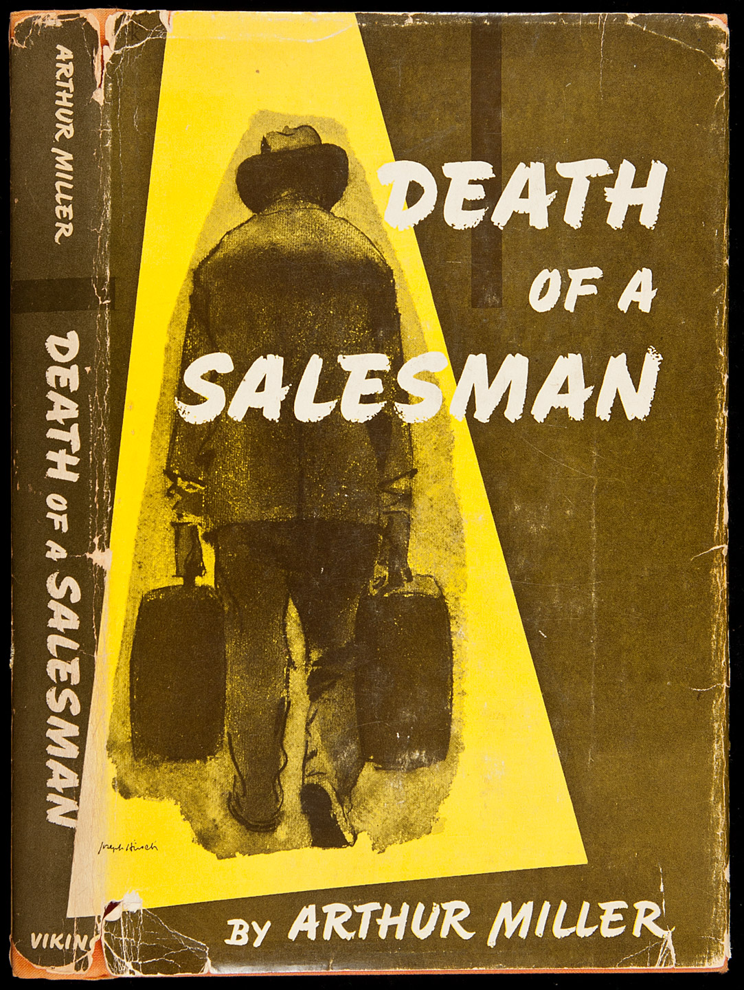 death of a salesman guilt Get an answer for 'in death of a salesman, what is the relationship between willy's guilt and the hallucinations and flashbacks he has' and find homework help for other death of a salesman questions at enotes.