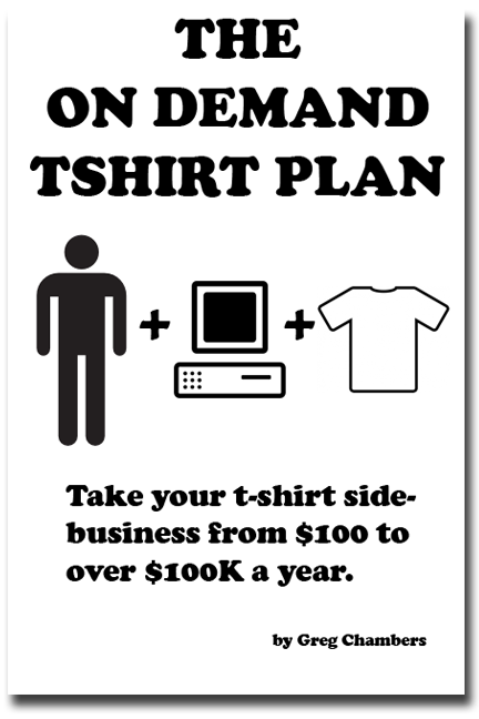 Custom T Shirt Business Plan